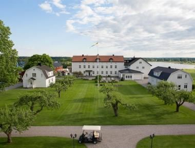 View of Countryside Hotels in Sweden